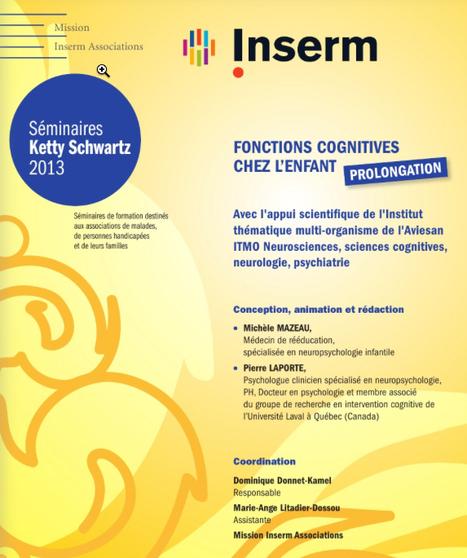 Les fonctions cognitives chez l'enfant | GESTION COGNITIVE | Scoop.it