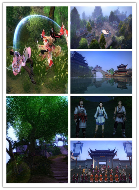 online game: I am going to tell you about the Age of Wushu   igshops game   Scoop.it