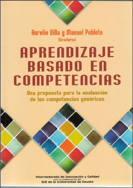 Libro: Aprendizaje basado en Competencias | Contenidos educativos digitales | Scoop.it