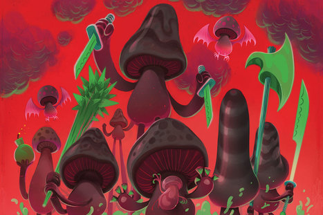 Killer fungi: The health threat that's creeping up on us | Biodiversity protection | Scoop.it