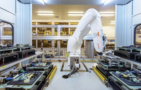 China Is Building a Robot Workforce. | Doing Business in China | Scoop.it