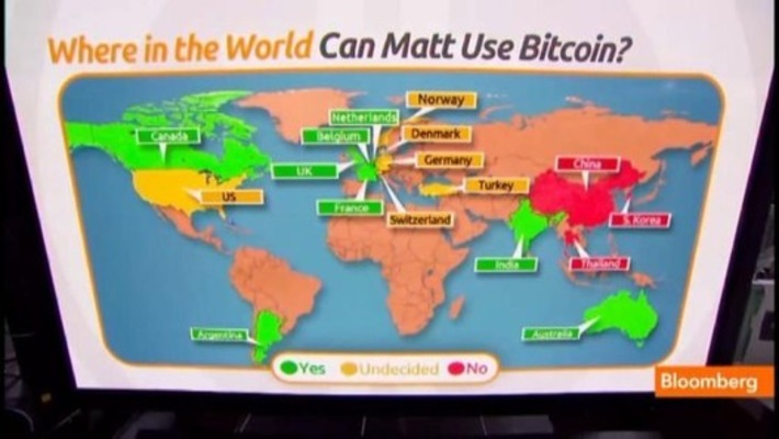 12 Days of Bitcoin: From NYC Streets to London Bars: Video | money money money | Scoop.it