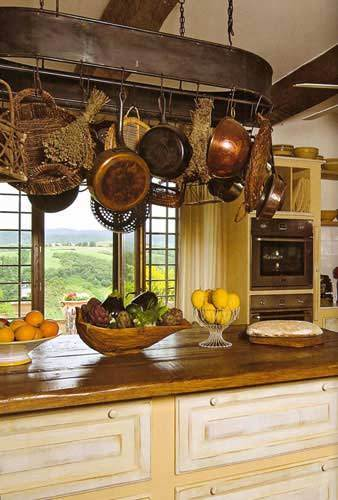 Authentic Tuscan Kitchens | Pictures of Real Tuscan Kitchen Designs | Home Decorating Ideas | Scoop.it