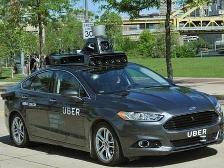 Les voitures autonomes d'Uber prendront leurs premiers passagers ce mois-ci | Le Carrefour du Futur | Scoop.it