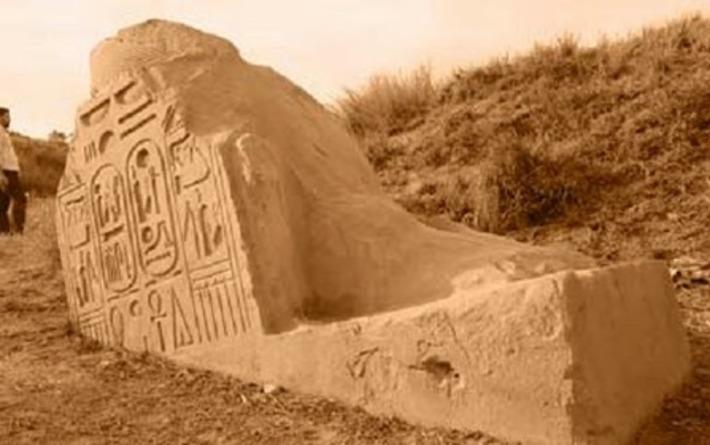 Meidum Pyramid site under restoration in Upper Egypt | The Archaeology News Network | Kiosque du monde : Afrique | Scoop.it