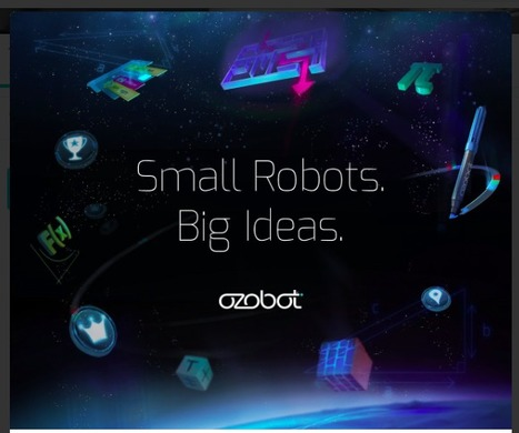 OZOBOT (@OZOBOT) on Twitter | Didattica innovativa, Gamification, Serious Game | Scoop.it