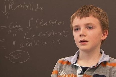 Criança de 10 anos concluiu provas de um bacharelado em Matemática com a nota máxima - Prof. Edigley Alexandre | Prof. Edigley Alexandre | Scoop.it