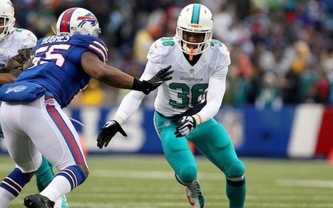 Dolphins fine and suspend DB Don Jones for anti-Michael Sam tweet   Daily Crew   Scoop.it