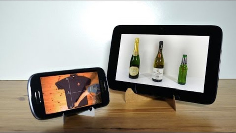 Make a Super-Quick Phone or Tablet Stand Out of Cardboard | Komputery i gadżety | Scoop.it