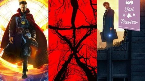 All the Scifi, Horror and Other Great Genre Movies Coming To Theaters This Fall | F_C | Scoop.it