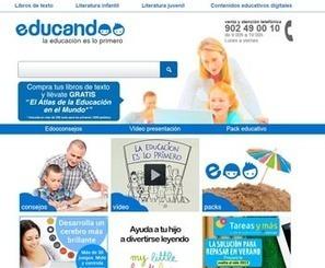 Educandoo, un espacio para la innovación pedagógica | Literatura | Scoop.it