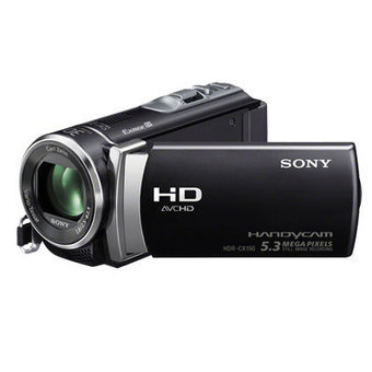 Sony HDR-CX190 – Camcorder | High-Tech news | Scoop.it