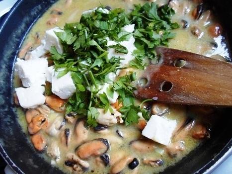 Μύδια Σαγανάκι - Funky Cook | Συνταγές | Scoop.it
