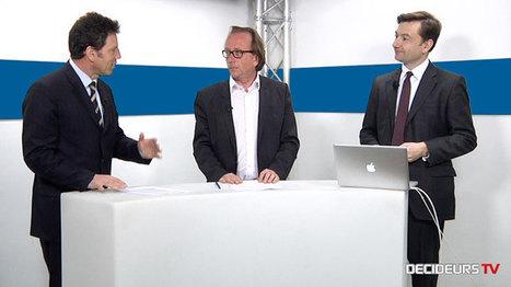 La Tribune des Decideurs - Geoffroy Roux de Bézieux - Virgin Mobile   #LTDD   Scoop.it