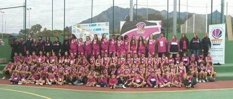Fiesta magenta en la Presentación 2013 - 14 del CB Costa Marbella - Federación Andaluza de Baloncesto | Basket-2 | Scoop.it