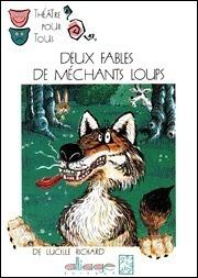 Deux fables de méchants loup, saynète pour enfants | Théâtre, jeux dramatiques et improvisations au primaire | Scoop.it