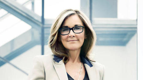 Can Apple's Angela Ahrendts Spark A Retail Revolution? | customer & brand experience, omnichannel, retail | Scoop.it