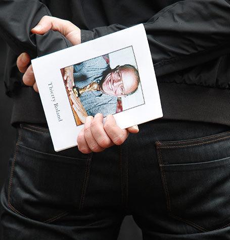 Aux obsèques de Thierry Roland, les journalistes n'ont pas fait le voyage pour rien   Think outside the Box   Scoop.it