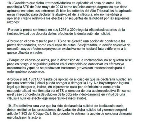 BBVA, condenado a devolver alrededor de 5.000 euros por la aplicación de la cláusula suelo | Txemabcn | Scoop.it