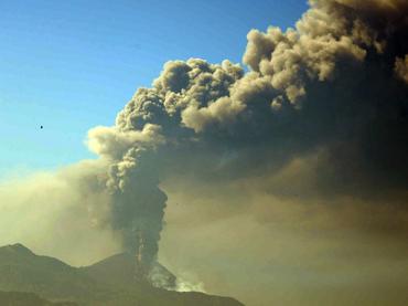 Volcán de Pacaya entra en nueva fase de erupción | Noticias CTM (tercera evaluación) | Scoop.it