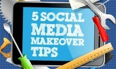 Digital Information World: Social Media Renovation Tips For Businesses [INFOGRAPHIC] | online interestingness | Scoop.it