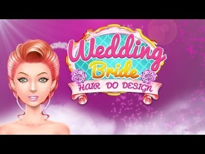 Wedding Bride Hair Do Design Game for Girl | Free Android Kids Games | Scoop.it