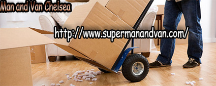Man and Van Redefines Perfection through Persistently Great Service | Removals | Scoop.it