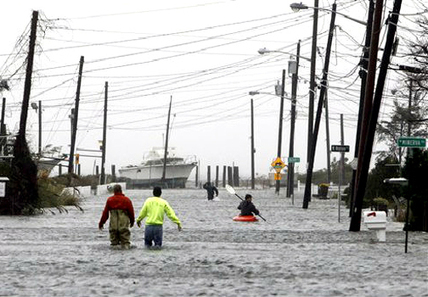 Beyond Sandy—How Resiliency can Lead America Toward a Sustainable Energy Future | EcoWatch | Scoop.it