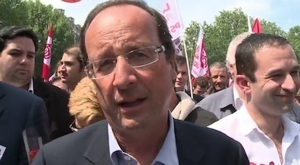 François Hollande, l'homme normal | 2012 : l'apogée du storytelling en politique | Scoop.it | Hollande 2012 | Scoop.it