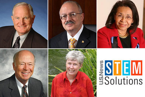 2015: U.S. News STEM Leadership Hall of Fame | USNews.com | Digital Media Literacy + Cyber Arts + Performance Centers Connected to Fiber Networks | Scoop.it