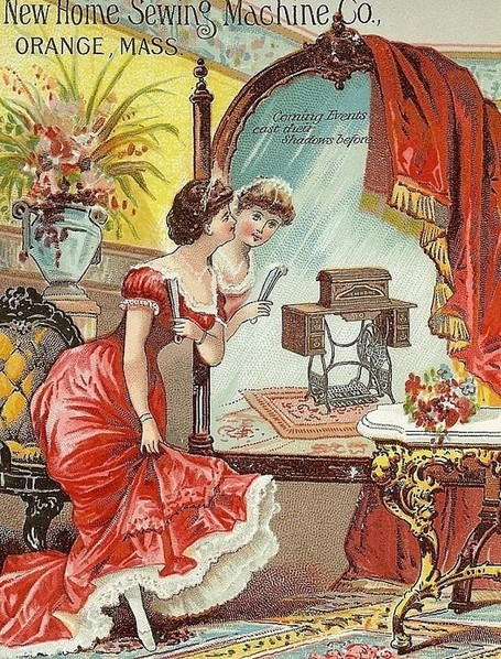 Antique Tobacco Trading Cards: Sex In Advertising, Or Sexist Collectors? | Collectors' Blog | Sex Writer | Scoop.it