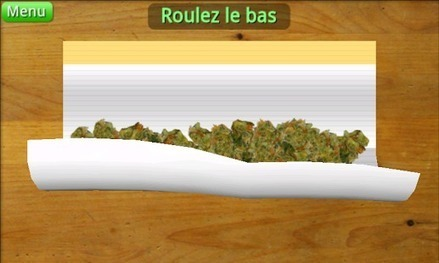 Roule un pétard (Roll A Joint) - Applications Android sur GooglePlay | Higor | Scoop.it