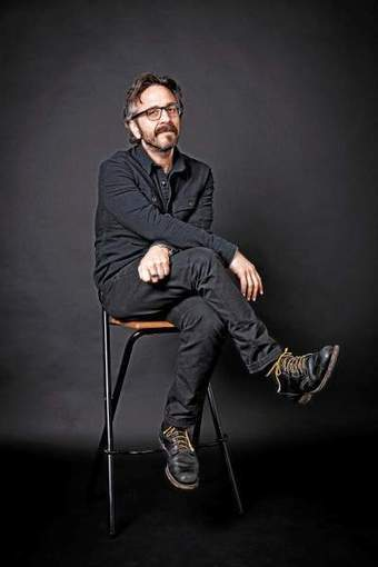 Marc Maron to catch breath from podcasts, TV show with stand-up sets in Cleveland | Podcasts | Scoop.it
