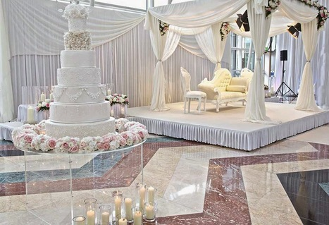 Serve Your Guests With Luxury Wedding Cakes in London   Sweet Hollywood   Scoop.it