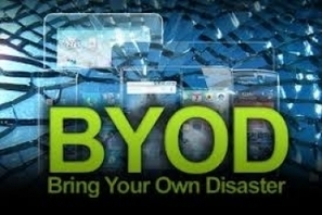 Bring your own device – err disaster | MSuttonEmployment | Scoop.it