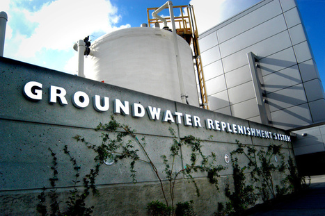 Drought: Orange County expands 'toilet to tap' water | Sustain Our Earth | Scoop.it
