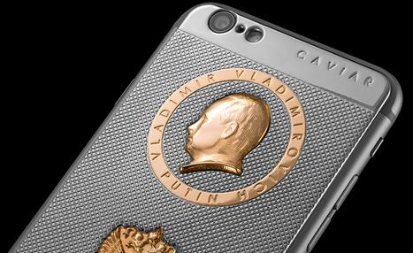 Il va falloir économiser si vous voulez acheter l'iPhone 6s Vladimir Poutine | Le Journal du Buzz | Geeks | Scoop.it