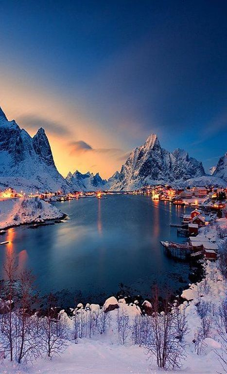 Reine , Norway !! | TSU Blogging | Scoop.it