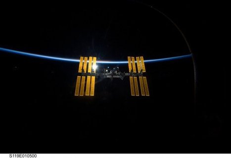 ISS Now Has Live Access to the Internet | Space matters | Scoop.it