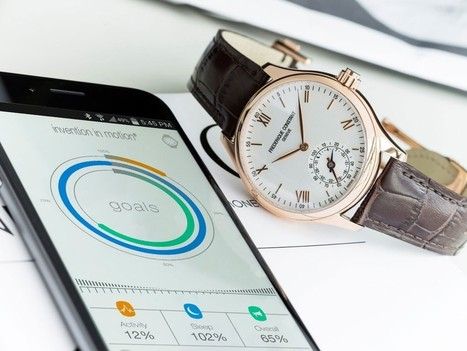 Traditional Swiss Horological Manufacturers launched their Smartwatches, Powered by MotionX®