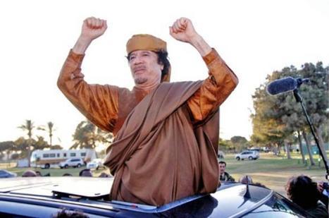 Londres 2012: La famille Kadhafi obtient un millier de billets pour assister aux Jeux olympiques | Mais n'importe quoi ! | Scoop.it