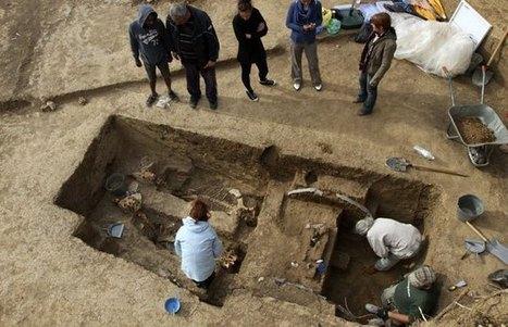 Localizan en Bulgaria una cuadriga tracia de 2.500 años en una tumba real | AURIGA | Scoop.it