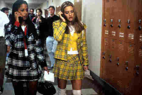 20 Years Ago, 'Clueless' Like Totally Changed '90s Fashion And Vernacular - NPR | INTRODUCTION TO THE SOCIAL SCIENCES DIGITAL TEXTBOOK(PSYCHOLOGY-ECONOMICS-SOCIOLOGY):MIKE BUSARELLO | Scoop.it
