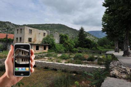 Realidad aumentada para proteger el patrimonio cultural en zonas de conflicto   La Catedral Innova   Marketing Móvil Nacional   Scoop.it