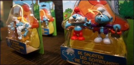 L'essentiel Online - Le «Smurf store» ouvre ses portes à Bruxelles ... | Belgitude | Scoop.it