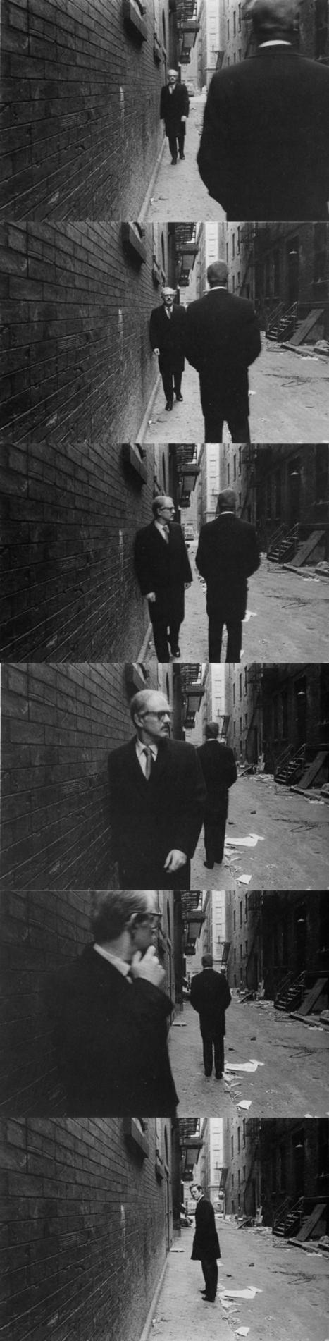 Les séquences photographiques de Duane Michals | Miscellanées | Scoop.it