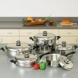 All American Pressure Cooker: Waterless Cookware Set Provided By Chef's Kitchen Are Best Of Class!   Food Saving   Scoop.it