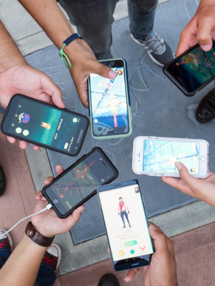 L'infographie du jour : la folie Pokémon Go en chiffres | TIC et TICE mais... en français | Scoop.it