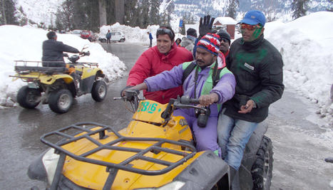 Solang Valley – the Hub of Adventures in Manali | Himachal Tours | Scoop.it