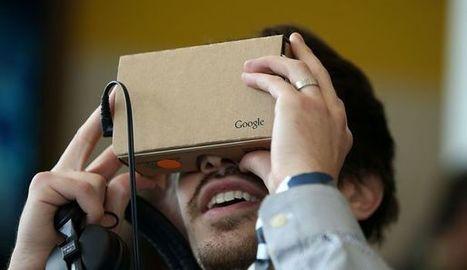 Journalisme: les débuts chaotiques de la réalité virtuelle | DocPresseESJ | Scoop.it